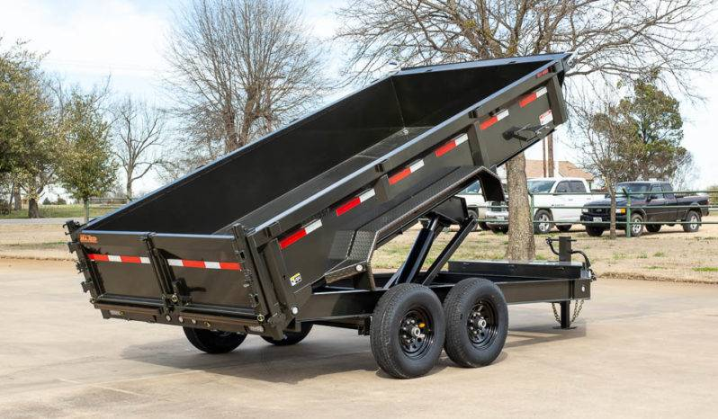 "2021 MAXXD TRAILERS 12' X 83"" I-BEAM DUMP TRAILER in Elk Grove, California - Photo 12"