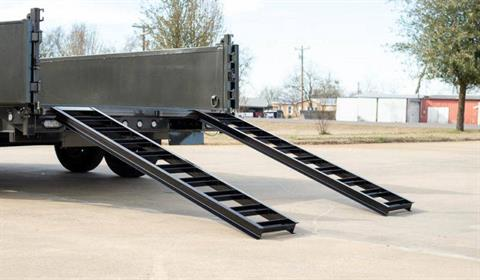 "2021 MAXXD TRAILERS 12' X 83"" I-BEAM DUMP TRAILER in Elk Grove, California - Photo 5"
