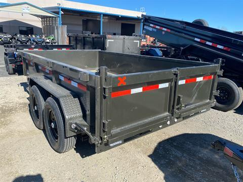 "2021 MAXXD TRAILERS 12' X 83"" I-BEAM DUMP TRAILER in Elk Grove, California - Photo 7"