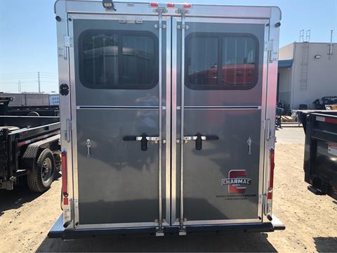 2018 Charmac Trailers 3H LARIAT BP TRAILER in Elk Grove, California