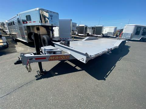 "2020 MAXXD TRAILERS 24' X 102"" CHANNEL POWER TILT in Elk Grove, California - Photo 1"