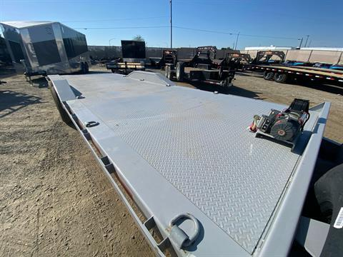 "2020 MAXXD TRAILERS 24' X 102"" CHANNEL POWER TILT in Elk Grove, California - Photo 6"