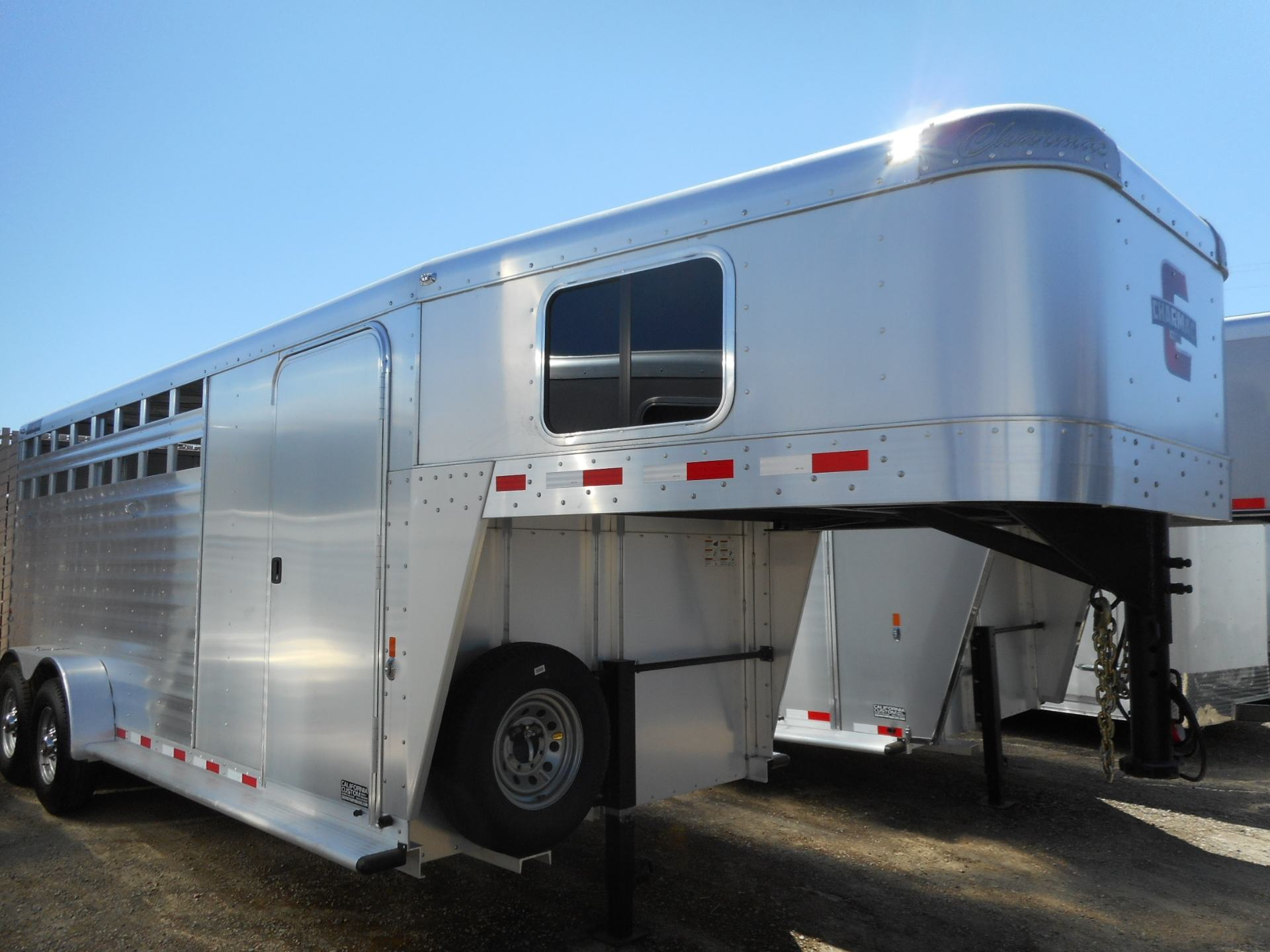 2016 Charmac Trailers 18' Stockman in Elk Grove, California