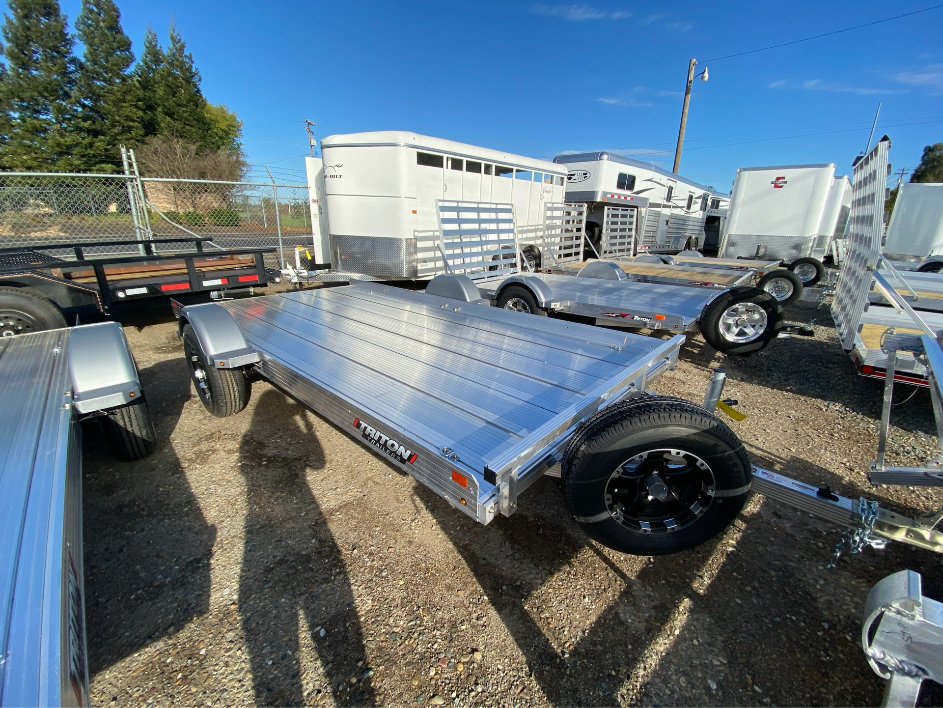 2020 Triton Trailers TILT 1482 in Acampo, California - Photo 5