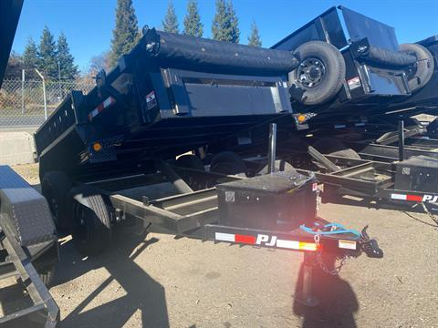 2021 PJ Trailers 60 in. Utility Dump (D5) 10 ft. in Acampo, California - Photo 1