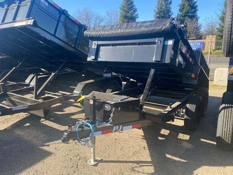 2021 PJ Trailers 60 in. Utility Dump (D5) 10 ft. in Acampo, California - Photo 3