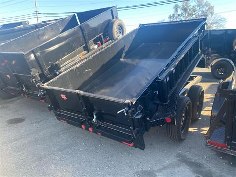 2021 PJ Trailers 60 in. Utility Dump (D5) 10 ft. in Acampo, California - Photo 6