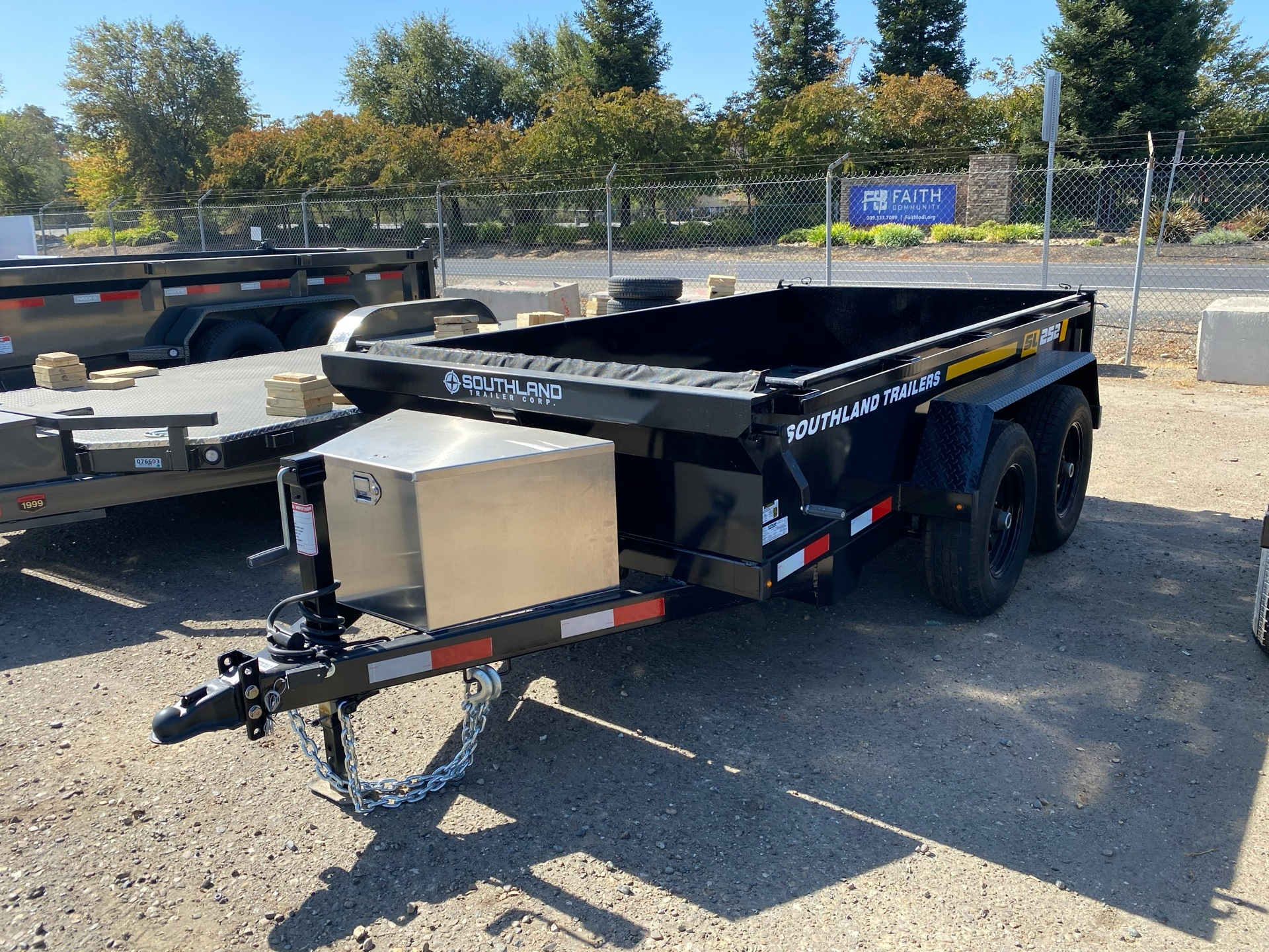 2021 SOUTHLAND TRAILER CORP SL510-10K DUMP in Acampo, California - Photo 1