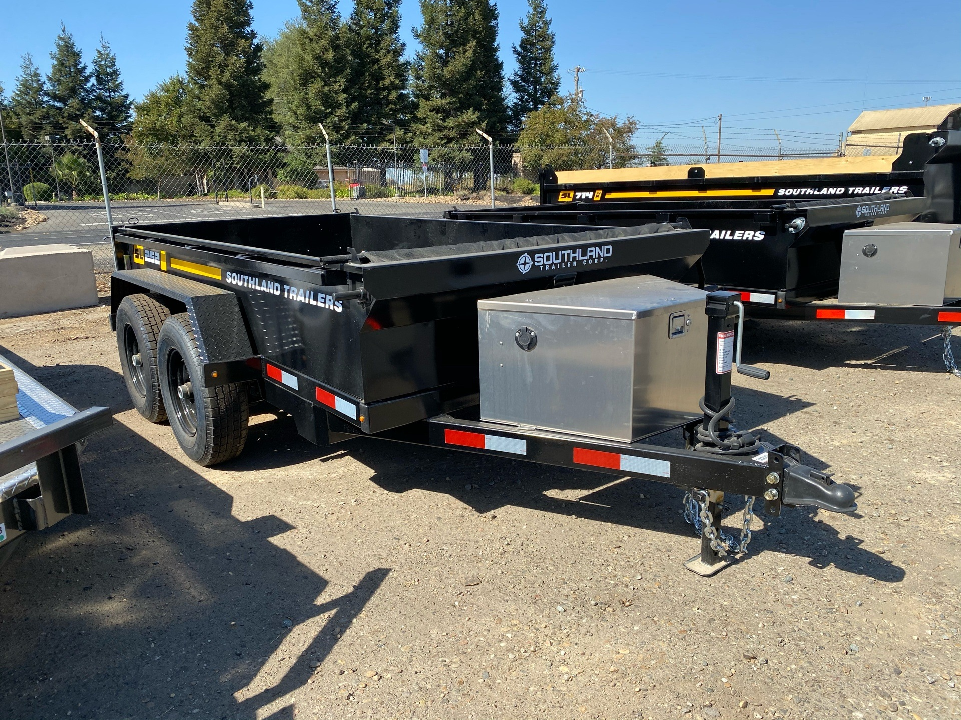 2021 SOUTHLAND TRAILER CORP SL510-10K DUMP in Acampo, California - Photo 2