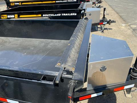 2021 SOUTHLAND TRAILER CORP SL510-10K DUMP in Acampo, California - Photo 4