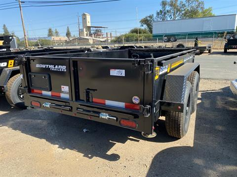 2021 SOUTHLAND TRAILER CORP SL510-10K DUMP in Acampo, California - Photo 6