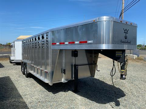 2021 Wilson Trailer 18' Ranch Hand in Acampo, California - Photo 1
