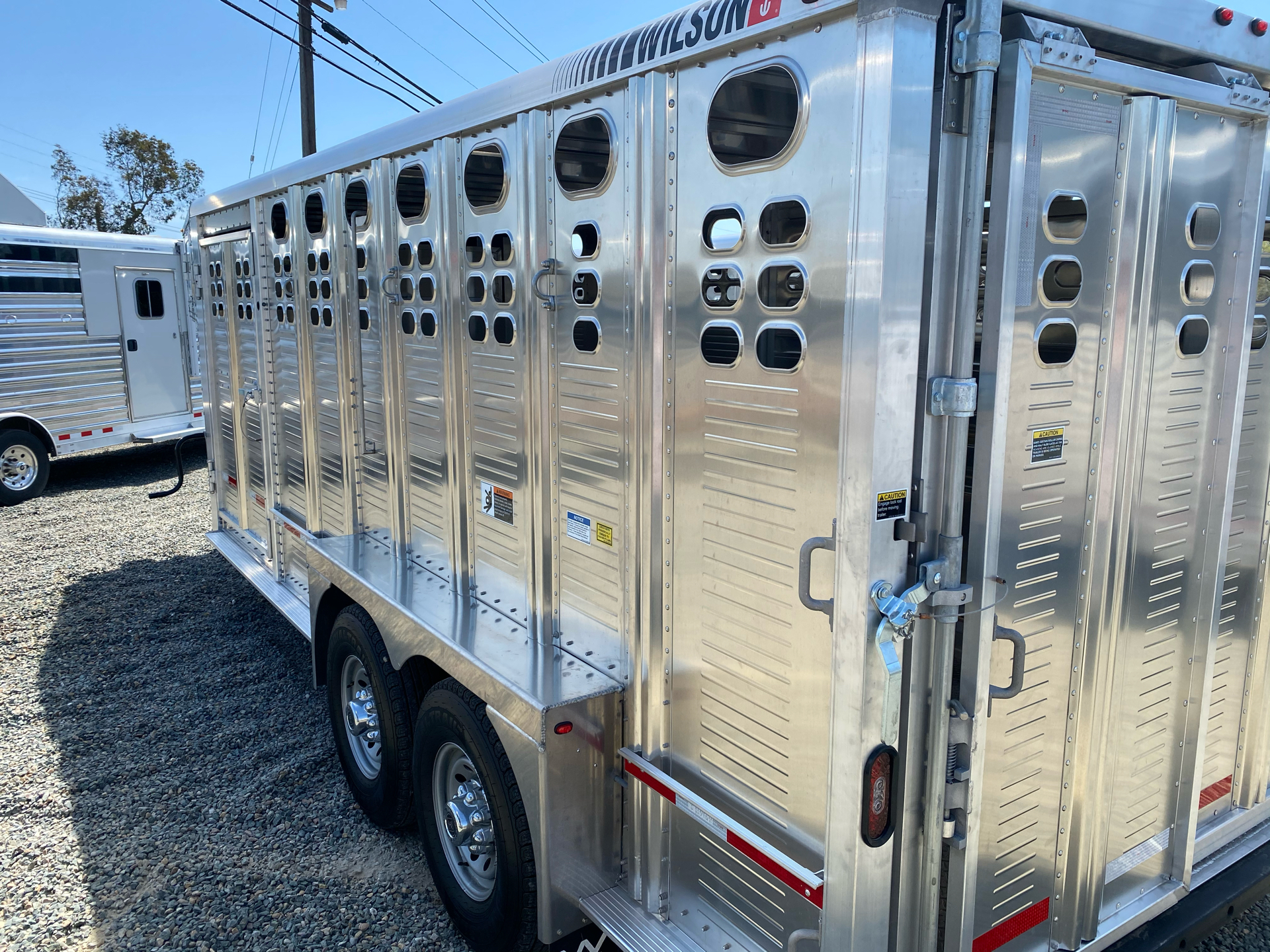 2021 Wilson Trailer 18' Ranch Hand in Acampo, California - Photo 7