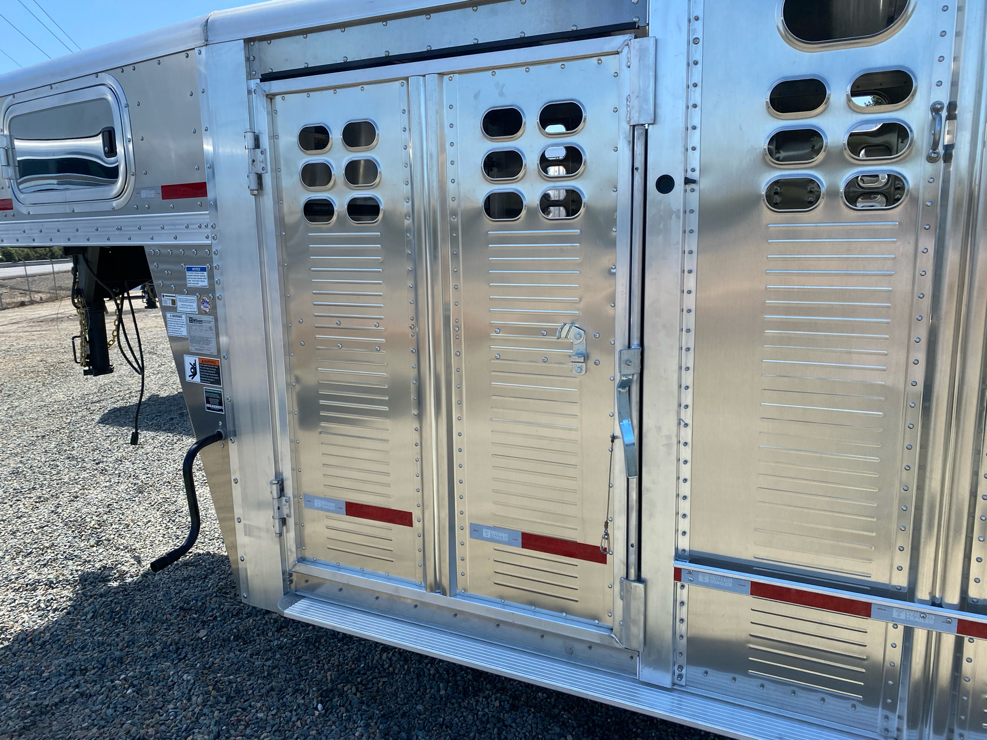 2021 Wilson Trailer 18' Ranch Hand in Acampo, California - Photo 8