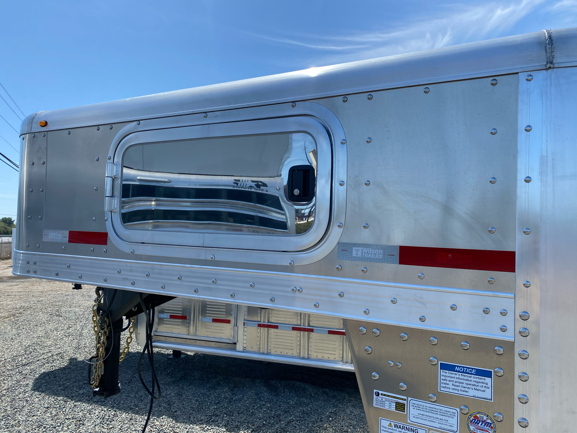 2021 Wilson Trailer 18' Ranch Hand in Acampo, California - Photo 9