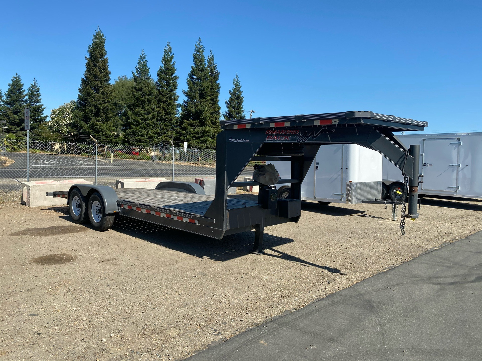 2015 Innovative Trailer Mfg 20' GN Diamond Back Trailer in Acampo, California - Photo 1