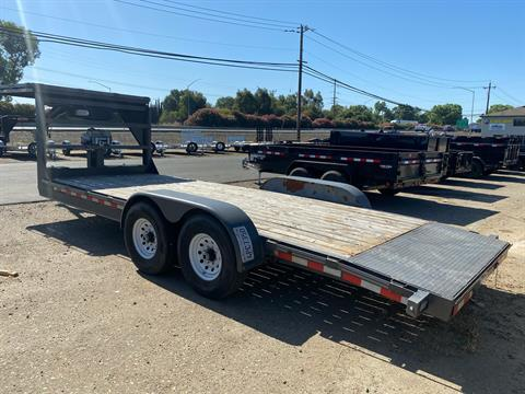 2015 Innovative Trailer Mfg 20' GN Diamond Back Trailer in Acampo, California - Photo 7