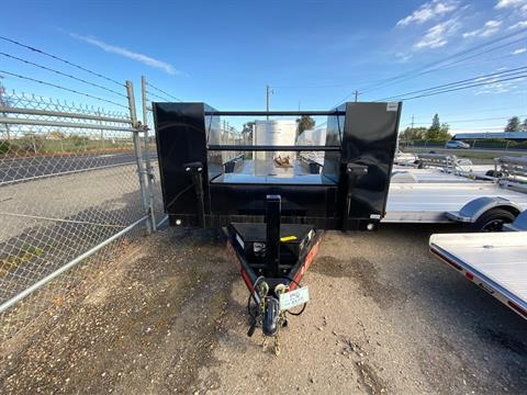 "2020 MAXXD TRAILERS 24' X 102"" 6"" CHANNEL BUGGY HAULER in Acampo, California - Photo 3"