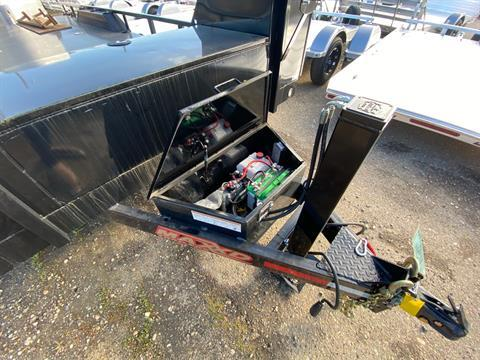 "2020 MAXXD TRAILERS 24' X 102"" 6"" CHANNEL BUGGY HAULER in Acampo, California - Photo 4"