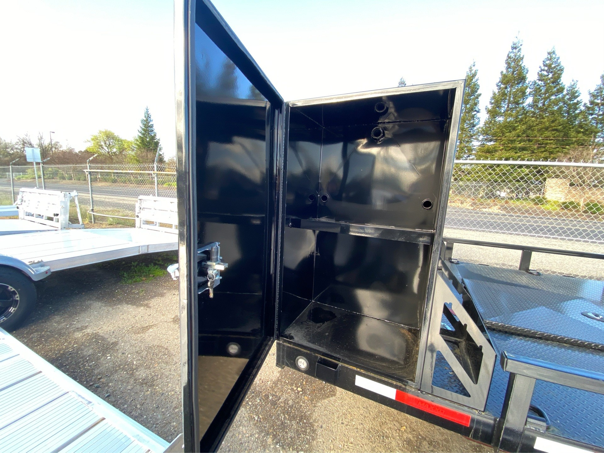"2020 MAXXD TRAILERS 24' X 102"" 6"" CHANNEL BUGGY HAULER in Acampo, California - Photo 5"