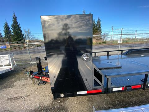 "2020 MAXXD TRAILERS 24' X 102"" 6"" CHANNEL BUGGY HAULER in Acampo, California - Photo 6"