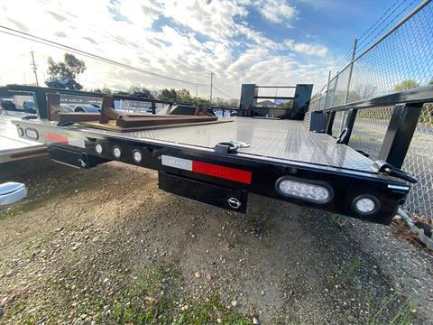 "2020 MAXXD TRAILERS 24' X 102"" 6"" CHANNEL BUGGY HAULER in Acampo, California - Photo 13"