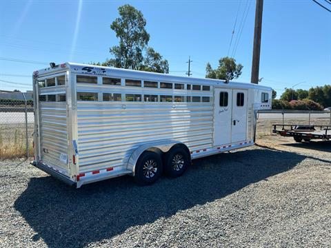 2020 4-Star Trailers 22' Stock Combo w/ Cowboy Tack in Acampo, California - Photo 12