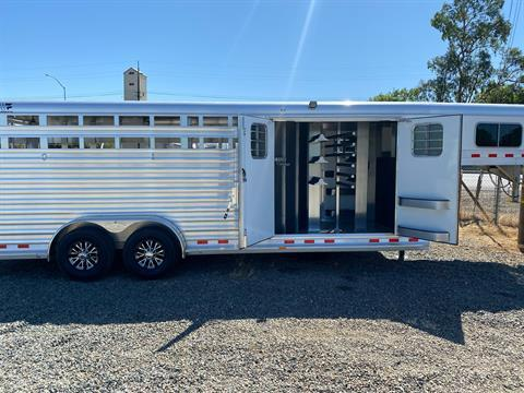 2020 4-Star Trailers 22' Stock Combo w/ Cowboy Tack in Acampo, California - Photo 14