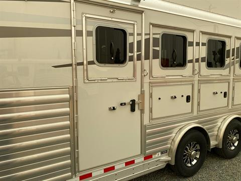 2020 4-Star Trailers 4 HORSE LIVING-QUARTER 14FT SHORTWALL in Acampo, California - Photo 30
