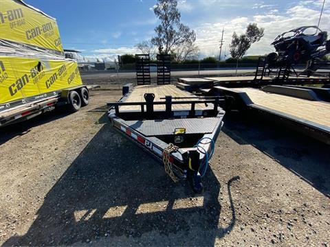 "2020 PJ Trailers 20' X 8"" PRO-BEAM EQUIPMENT TRAILER in Acampo, California - Photo 2"