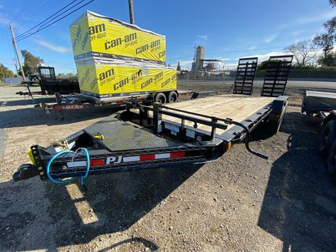 "2020 PJ Trailers 20' X 8"" PRO-BEAM EQUIPMENT TRAILER in Acampo, California - Photo 3"