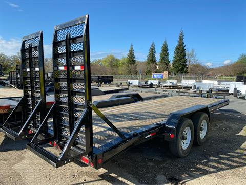 "2020 PJ Trailers 20' X 8"" PRO-BEAM EQUIPMENT TRAILER in Acampo, California - Photo 8"
