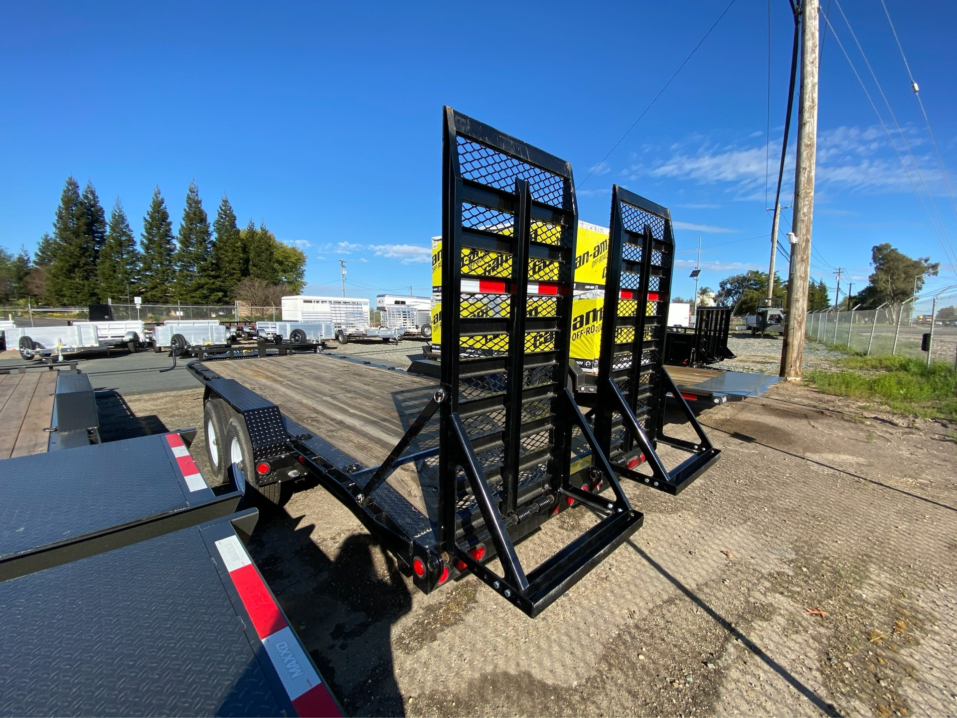 "2020 PJ Trailers 20' X 8"" PRO-BEAM EQUIPMENT TRAILER in Acampo, California - Photo 10"