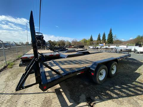 "2020 PJ Trailers 20' X 8"" PRO-BEAM EQUIPMENT TRAILER in Acampo, California - Photo 11"