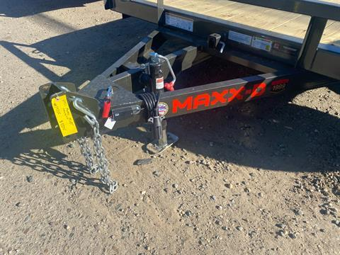 "2021 Maxey Trailers 14' x 81"" 3K Gravity Quick Tilt in Acampo, California - Photo 2"