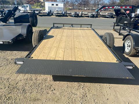 "2021 Maxey Trailers 14' x 81"" 3K Gravity Quick Tilt in Acampo, California - Photo 8"