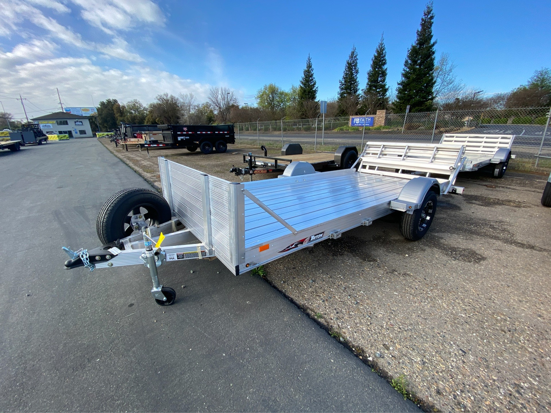 2020 Triton Trailers AUT 1472 in Acampo, California - Photo 1
