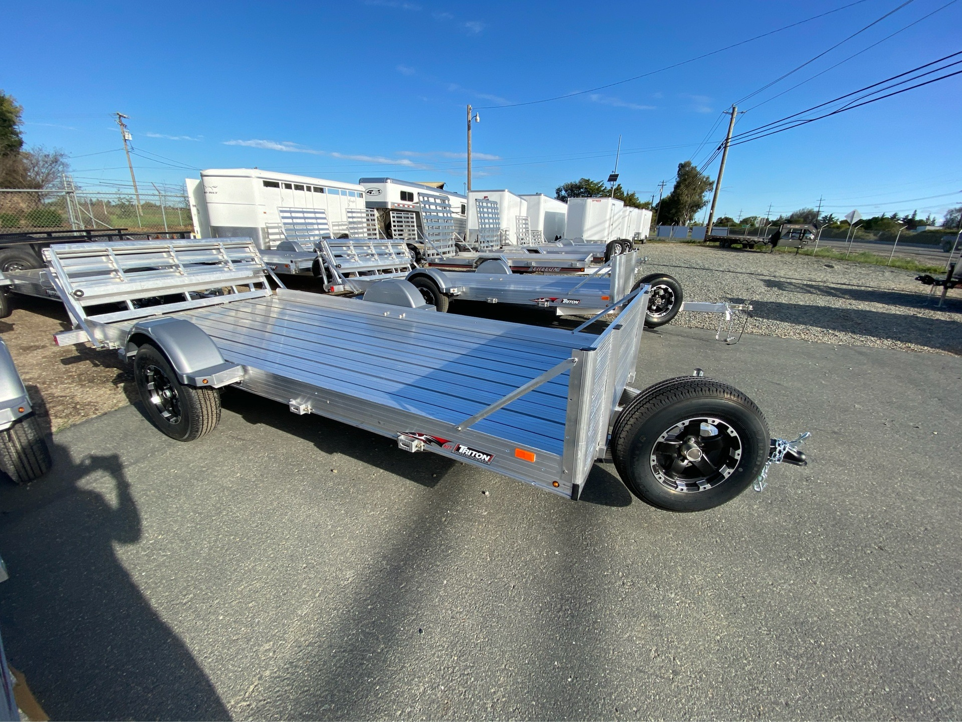 2020 Triton Trailers AUT 1472 in Acampo, California - Photo 4