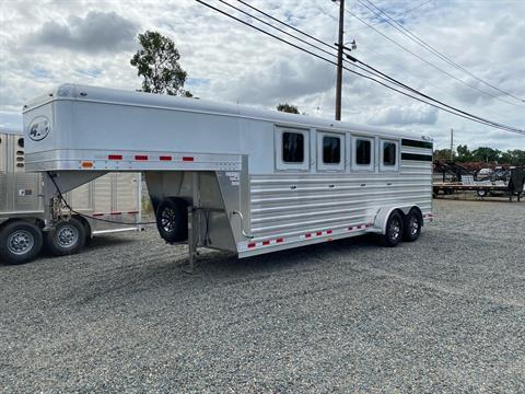 "2020 4-Star Trailers 2020 4-Star 4H GN 22' x 6' 10"" Runabout Stock Combo in Acampo, California - Photo 1"