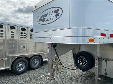 "2020 4-Star Trailers 2020 4-Star 4H GN 22' x 6' 10"" Runabout Stock Combo in Acampo, California - Photo 2"