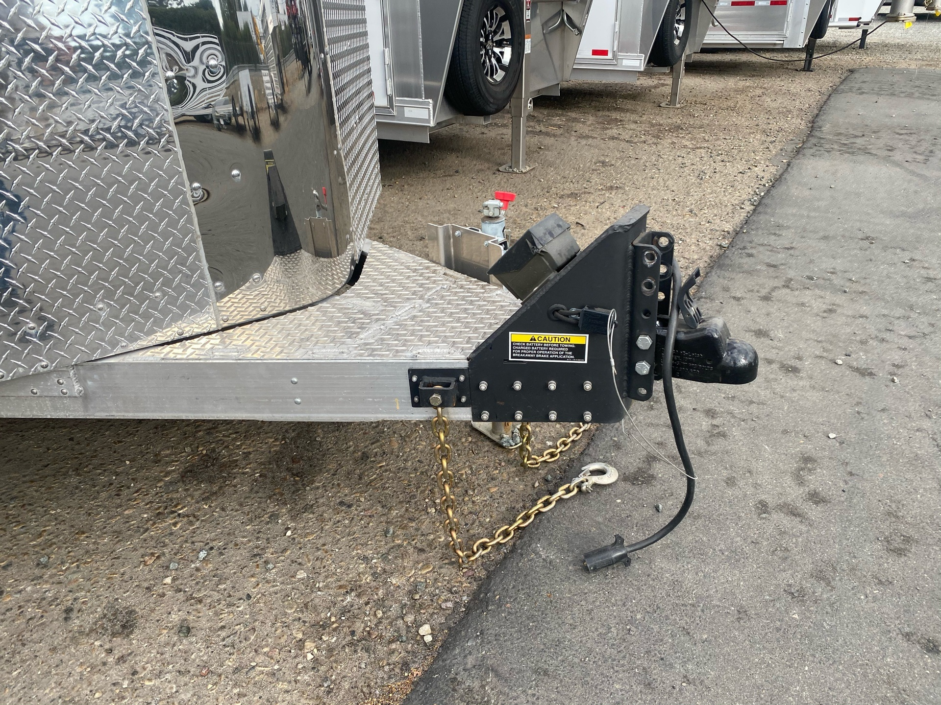 2020 Wilson Trailer 18' ROPER SLAT SIDE in Acampo, California - Photo 2
