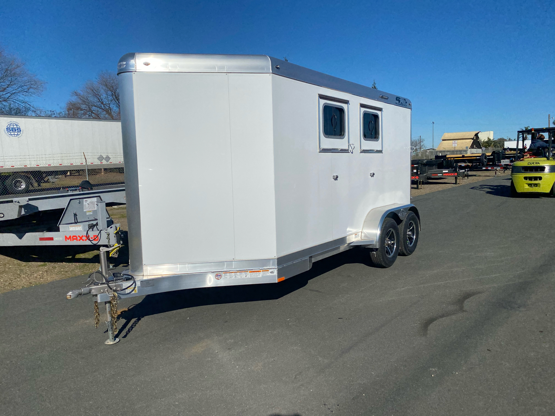 2021 4-Star Trailers 2H Runabout Slant Load in Acampo, California - Photo 1