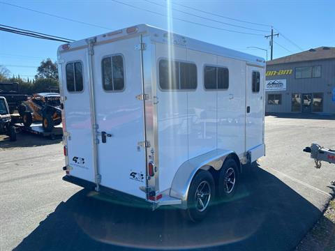 2021 4-Star Trailers 2H Runabout Slant Load in Acampo, California - Photo 7