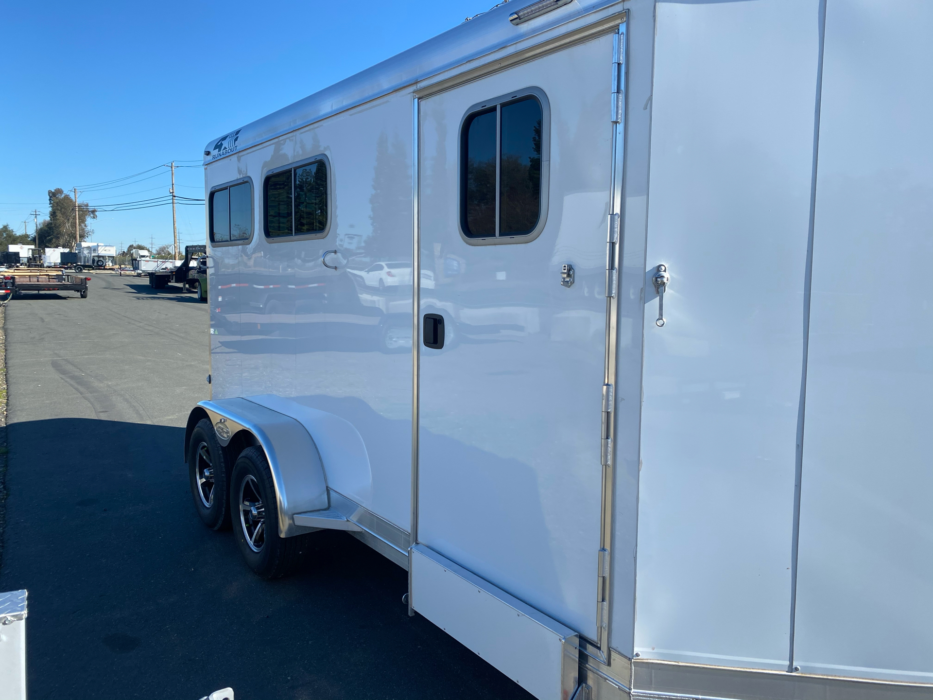 2021 4-Star Trailers 2H Runabout Slant Load in Acampo, California - Photo 15