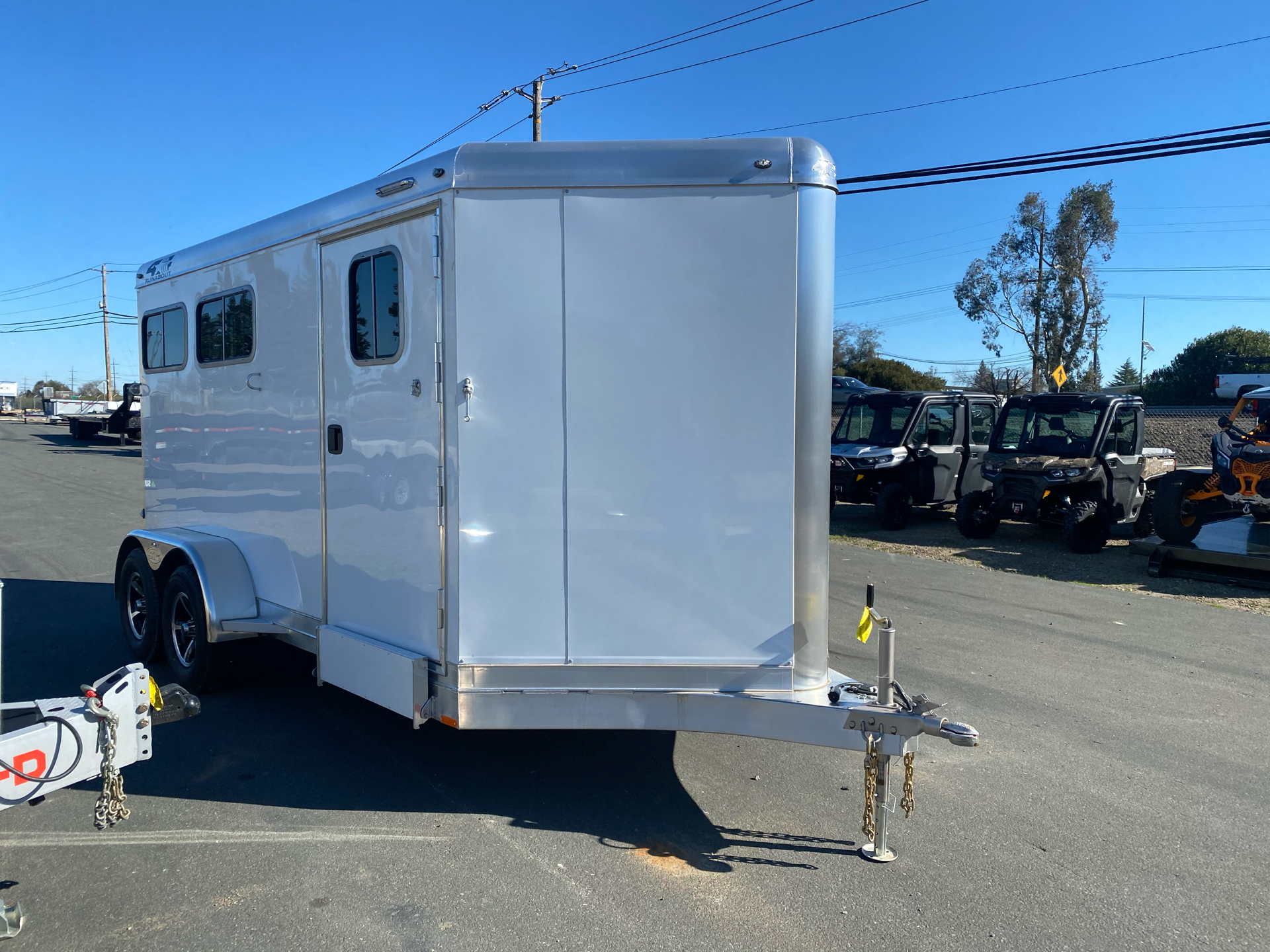 2021 4-Star Trailers 2H Runabout Slant Load in Acampo, California - Photo 17