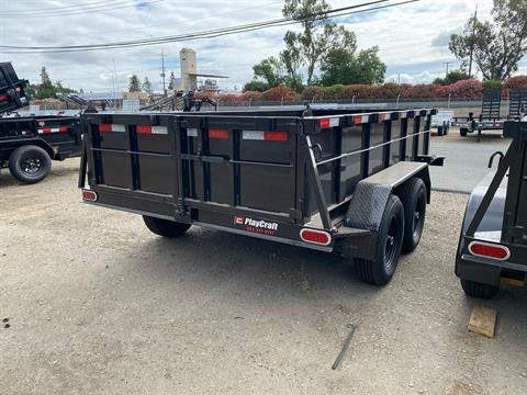 2020 Playcraft Trailers 6' x 12' Dump Trailer in Acampo, California - Photo 5