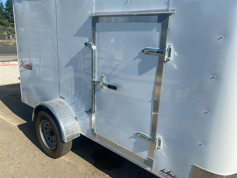 2020 TNT Trailers 12'  X 5' SA CARGO TRAILER in Acampo, California - Photo 3