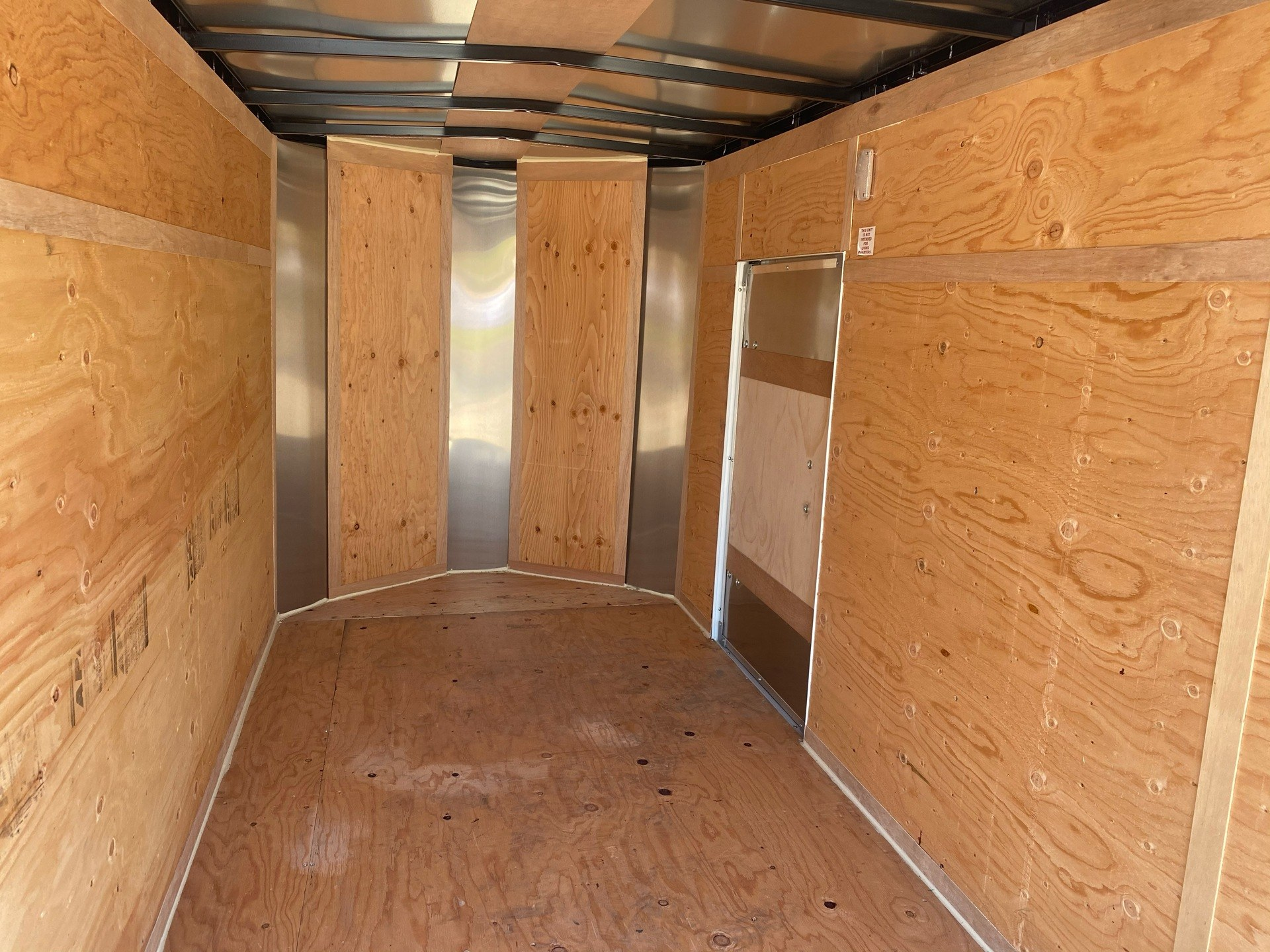 2020 TNT Trailers 12'  X 5' SA CARGO TRAILER in Acampo, California - Photo 6