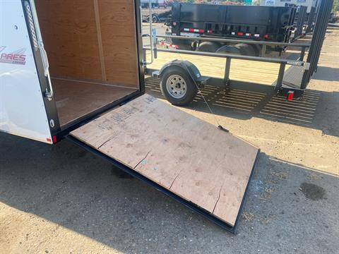 2020 TNT Trailers 12'  X 5' SA CARGO TRAILER in Acampo, California - Photo 7