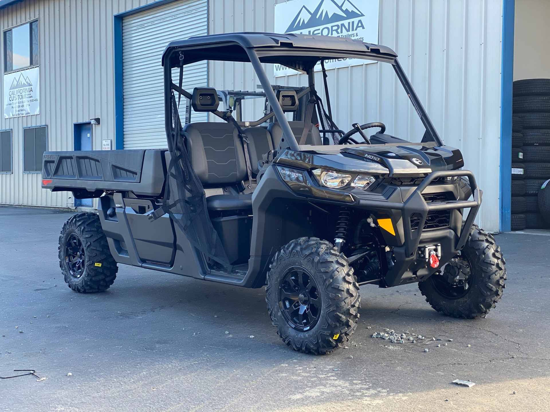 2020 Can-Am Defender Pro XT HD10 in Acampo, California - Photo 1